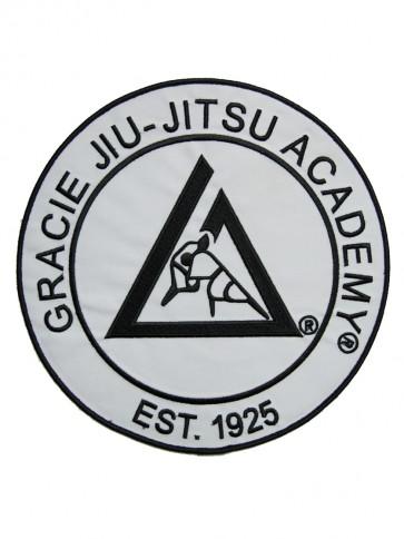 Gracie Jiu Jitsu Academy Patch
