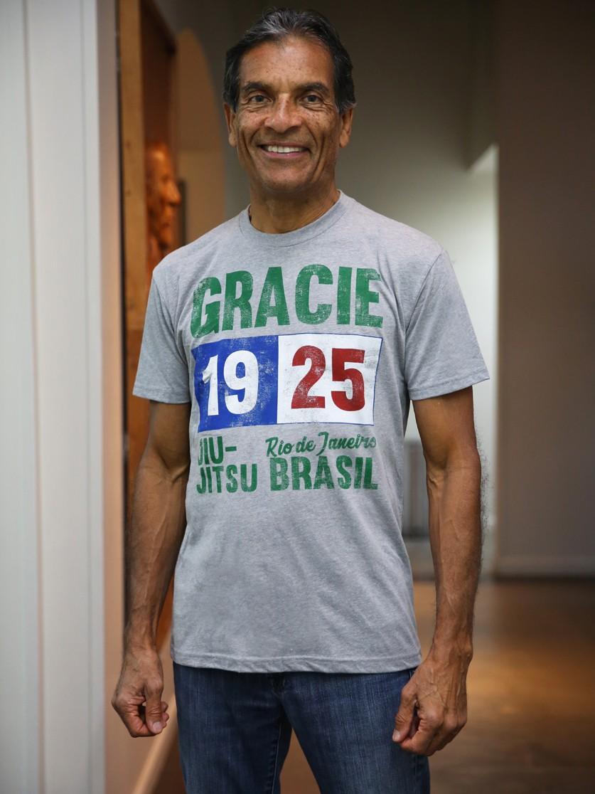 Gracie Jiu Jitsu T-Shirt Vale
