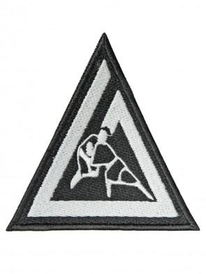 Gracie Jiu Jitsu Triangle Patch