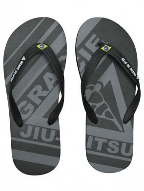 Gracie Jiu Jitsu Flip Flops